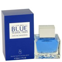 Imagem do Produto BLUE SEDUCTION MEN     SPRAY  50 ML